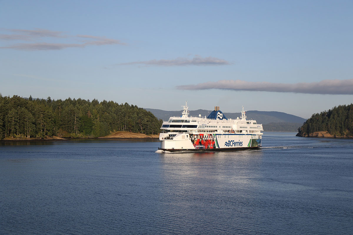 BC Ferry Sailings