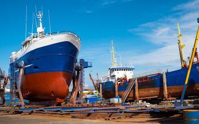 Port Alberni Floating Dry Dock