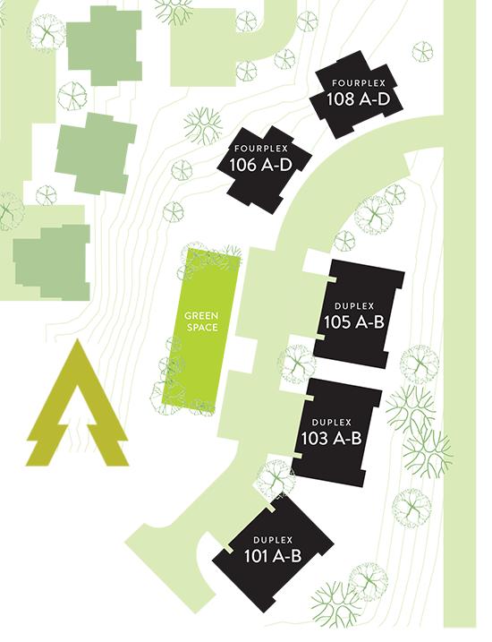 Parkridge site plan